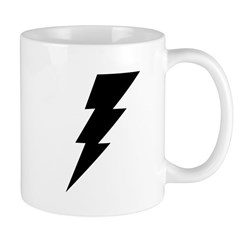 The Lightning Bolt 6 Shop Mug