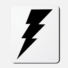 The Lightning Bolt 6 Shop Mousepad