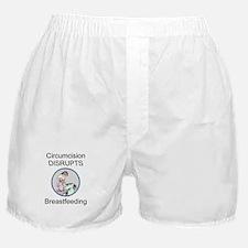 """""""C DISRUPTS BF"""" (clad) Boxer Shorts"""