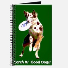 Catch It! Red Merle Journal