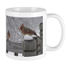 Northern Cardinal Females Mug