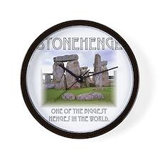 Eddie Izzard Stonehenge Clock