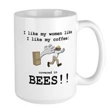 Covered in BEES Mug