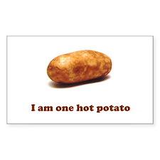 Hot Potato Decal
