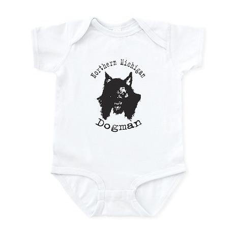 Northern Michigan Dogman Infant Bodysuit