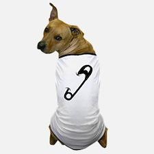 safety_pin Dog T-Shirt