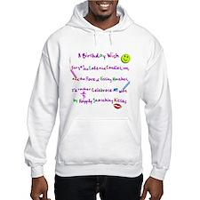 Birthday Poem 01 Hoodie