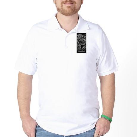 Sacred Geometry Golf Shirt