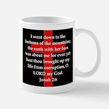 Jonah 2-6 Mug