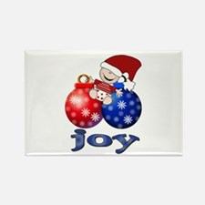 Elf Joy Rectangle Magnet