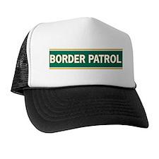Border Patrol Trucker Hat