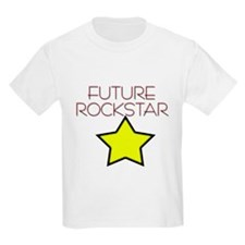 FUTURE ROCKSTAR Kids T-Shirt