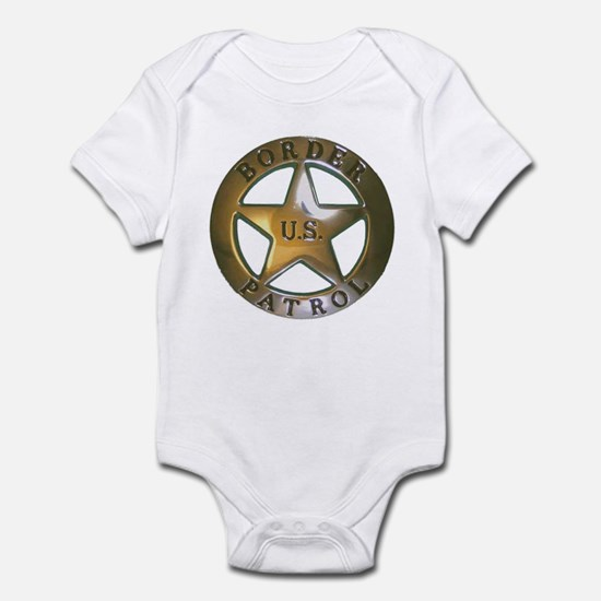 Border Patrol Infant Bodysuit