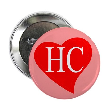 "I love Hillary Clinton 2.25"" Button (10 pack)"