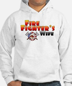 Fire Fighter's Wife Hoodie