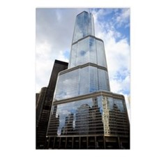 Trump Tower on the Chicag Postcards (Package of 8)