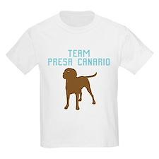 Perro de Presa Canario Kids T-Shirt
