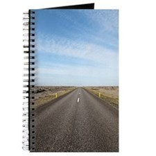 Road in Remote Area, Iceland Journal