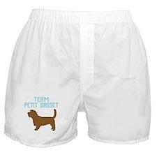 Petit Basset Griffon Vendeen Boxer Shorts