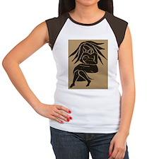 babylove Women's Cap Sleeve T-Shirt