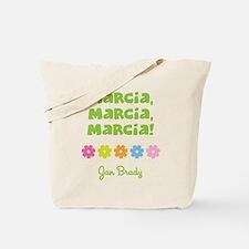Marcia, Marcia, Marcia! Tote Bag
