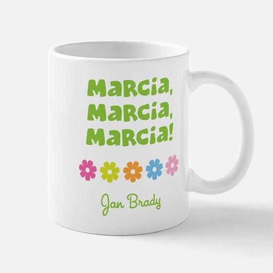 Marcia, Marcia, Marcia! Mug