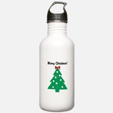 Volleyball Christmas! Water Bottle