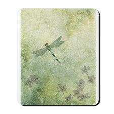 StephanieAM Dragonfly Mousepad