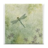 Dragonfly Drink Coasters