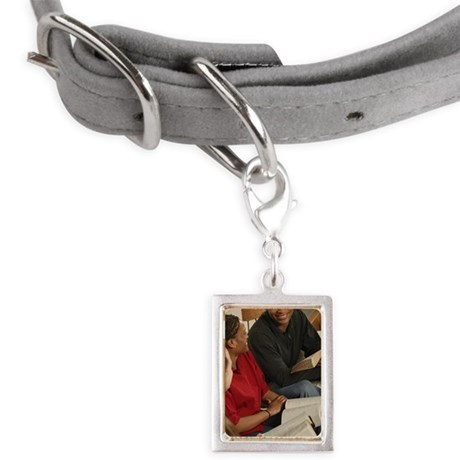 Group Bible study Small Portrait Pet Tag