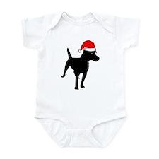 Patterdale Terrier Infant Bodysuit