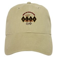 Where The Stakes Are High #2 Baseball Cap