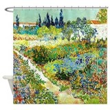 Poppy shower curtain Shower Curtains