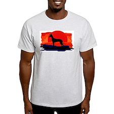 Pharaoh Hound Ash Grey T-Shirt