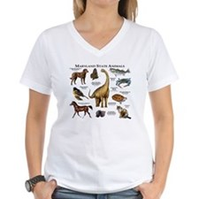 Maryland State Animals Shirt