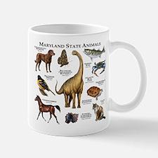 Maryland State Animals Mug