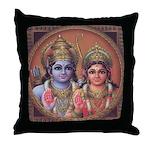 Rama Throw Pillow