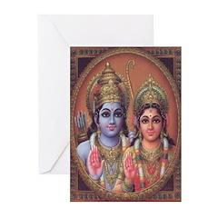 Rama Greeting Cards (Pk of 10)