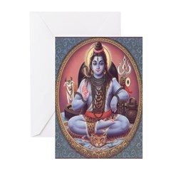 Siva Greeting Cards (Pk of 10)
