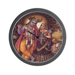 Krishna 2 Wall Clock