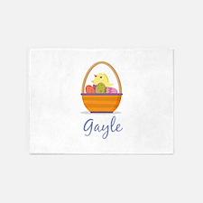 Easter Basket Gayle 5'x7'Area Rug