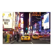Broadway Lights Postcards (Package of 8)