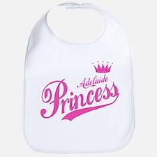 Adelaide Princess Bib