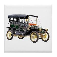 Vintage Car Tile Coaster