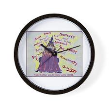 CMMI Wall Clock