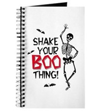 Shake Your Boo Journal
