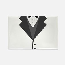 Ring bearer shirt Rectangle Magnet
