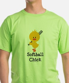 Softball Chick T-Shirt