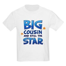 Big Cousin - Star (Blue) T-Shirt