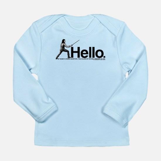Princess Bride Inigo Montoya Infant T-Shirt